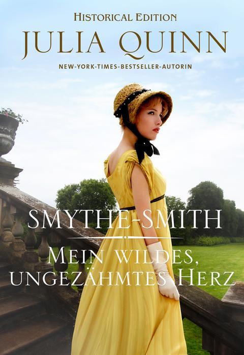 Buchcover Julia Quinn Smythe Smith Band 3