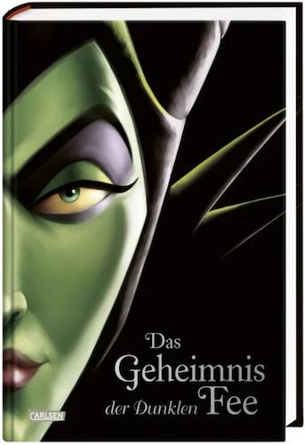 Buchcover Disney Villains Band 4 Das Geheimnis der Dunklen Fee Dornröschen