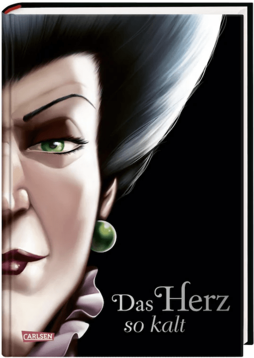 Disney Villains Serena Valentino Band 8 Das Herz so kalt 2021 Buchcover