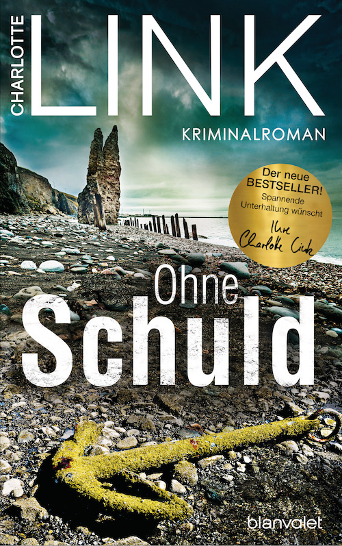 Buchcover Charlotte Link Ohne Schuld Kate Linville Band 3