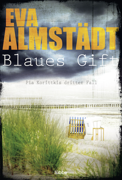Buchcover Eva Almstädt Pia Korittki Band 3 Blaues Gift 2007