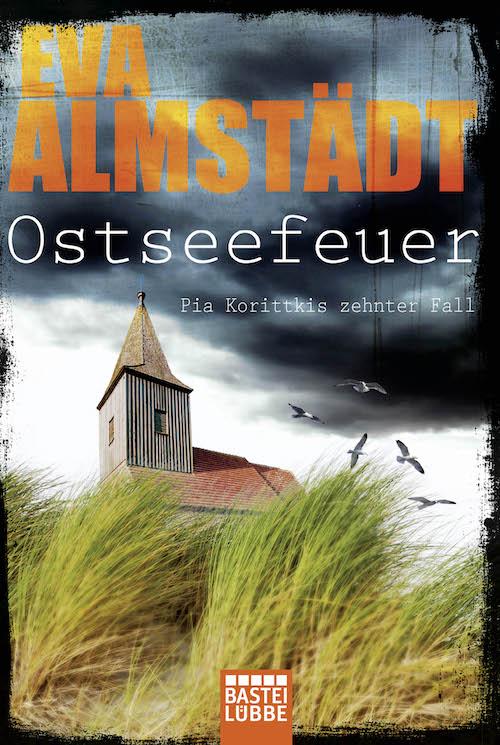 Buchcover Eva Almstädt Pia Korittki Band 10 Ostseefeuer 2015