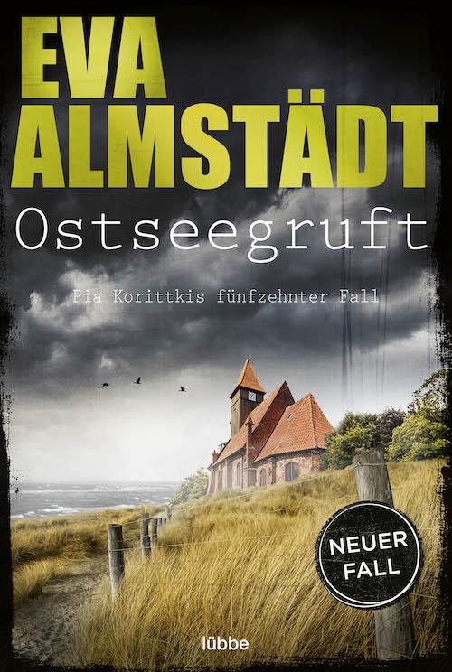 Buchcover Eva Almstädt Pia Korittki Band 15 Ostseegruft