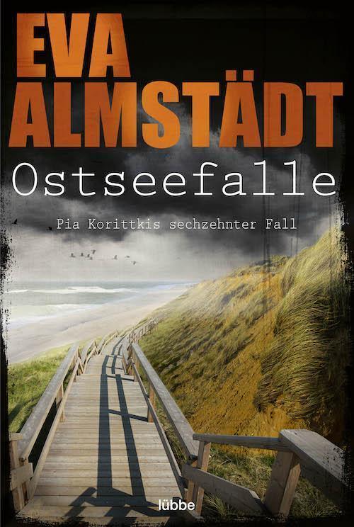 Buchcover Eva Almstädt Pia Korittki Band 16 Ostseefalle