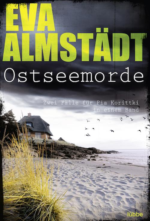 Buchcover Eva Almstädt Pia Korittki Urlaubskrimi Doppelband Ostseemorde 2018
