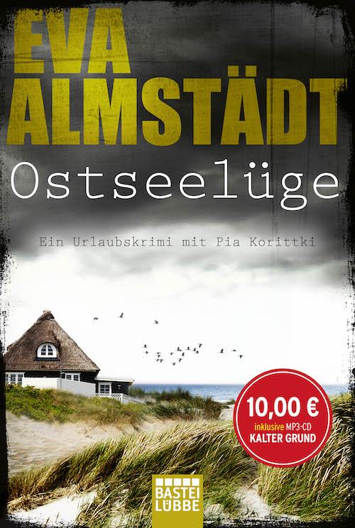 Buchcover Eva Almstädt Pia Korittki Urlaubsband 3 Ostseelüge 2020