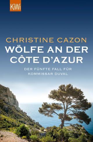 """Buchcover von """"Kommissar Duval - Wölfe an der Côte d´Azur"""" Band 5 der Kommissar Duval Krimiserie"""