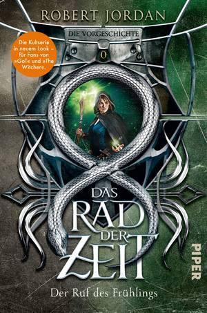 Buchcover Das Rad der Zeit Vorgeschichte Band 0