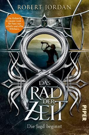 Buchcover Das Rad der Zeit Band 2 Robert Jordan