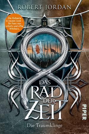 Buchcover Robert Jordan Das Rad der Zeit Die Traumklinge 2015