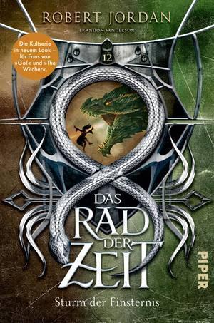 Robert Jordan - Das Rad der Zeit Band 12 Sturm der Finsternis 2016