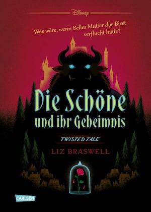 Buchcover Twisted Tales Die Schöne und das Biest