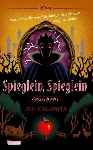 Buchcover Schneewittchen Twisted Tales