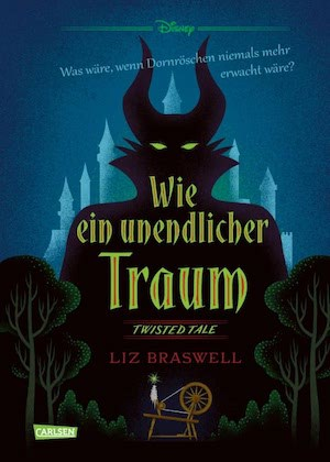 Buchcover Dornröschen Twisted Tales
