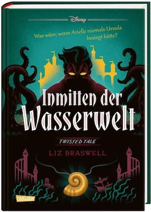 Buchcover Arielle Twisted Tales