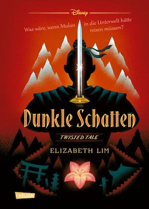 Buchcover Twisted Tales Mulan